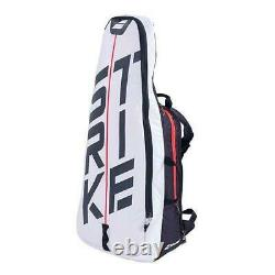 2019 Babolat Pure Strike Backpack (Racket storage possible753081-149White / Red)