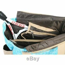 Ame & Lulu Lagoon Tote Racquet Bag -Authorized Dealer with Warrarnty