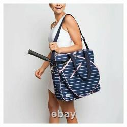 Ame & Lulu On Tour Frankie Tote Racquet Bag