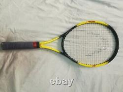 Andre Agassi Radical Limited Edition No. 8088! Head racquet and bag