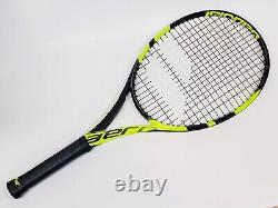 Babolat Pure AERO JR26 4 GRIP (SIZE 0) Tennis Racket With Bag Nearly New