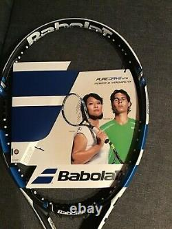 Babolat Pure Drive Lite Grip 2 Unstrung Tennis Racket with Carry Bag ADULT