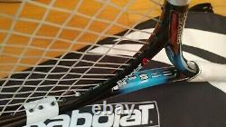 Babolat Pure Drive Team Tennis Racquet Grip Size 2 4 1/4 With Bag