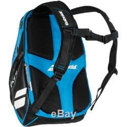Babolat Pure Drive Tennis Backpack Bag Blue Racket Racquet Badminton 753070