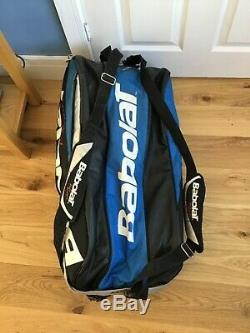 Babolat Pure Drivers 9 Tennis Racket. Bag. RARE! Great Condition