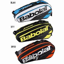 Babolat Pure Line Tennis Racquet Holder x6 Yellow NEW ADDITION Free Shipping