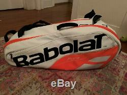 Babolat Pure Strike 98 18x20 in 41/4 (size 2 grip) AND pure line 6 racket bag