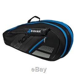Babolat Team Line x6 Expandable Tennis Racket Bag Racquet Blue Badminton 751156