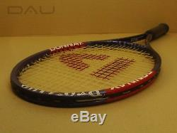 DONNAY Pro One Limited Edition tennis racquet in bag RARE