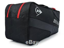 DUNLOP ELITE TOURNAMENT THERMO BAG 1901 Badminton Bag Black Racket Shuttlecock