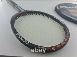 Donnay Bjorn Borg Pro test tennis racket with bag ultra Rare