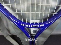 Donnay Pro One 64 Ultra Lite SL 00 Tennis Racquet With Bag Rare