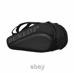 Dunlop CX Performance Thermo 9 Pack Racquet Bag (Black) Auth Dealer with Warranty