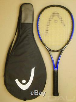 HEAD Pro Tour 690 Muster, Kuerten racquet in bag made in Austria
