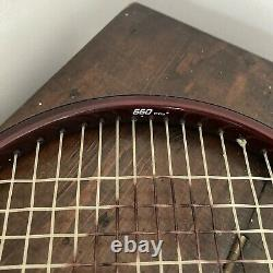 Head Prestige Tour Series 660 Tennis Racket Made In Austria With Carry Case Bag