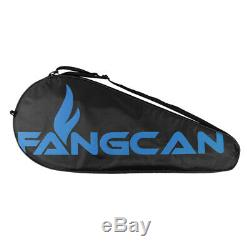 Lightweight Tennis Racquet Bag One Racket Cover Sling Holder Carrying Pack