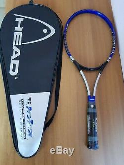 New old stock, Head Ti pro tour mp, L4,4 1/2 + bag, tennis racquet