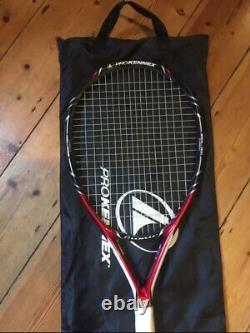 Tennis Racket Pro Kennex Ki 30 255 with Protective Bag Size 4 or 4 1/2 inches