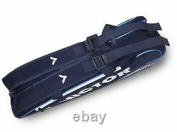 Victor Doublethermobag Racket Bag 9148 blue Badminton brand new