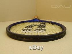 VintagePRINCE Michael Chang autograph Oversize longbody tennis racket in bag