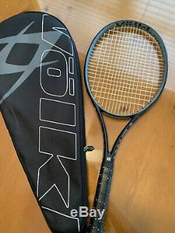 Volkl V1 classic 102 head Size Tennis Racquet 4 3/8 With Carrying Bag