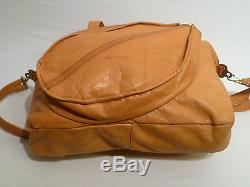 Vtg 1960's Tennis Sport Travel Game Weekend Day Messenger Racquet Tote Bag Pack
