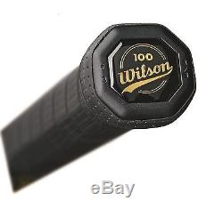 WILSON 100 YEAR JUICE 100S Package bag grips tennis racquet 4 1/2 Reg $360