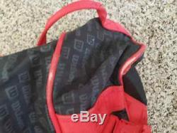 WILSON TOUR Three Compartment 9 Tennis Racket Backpack Bag Space for shoe + Ball