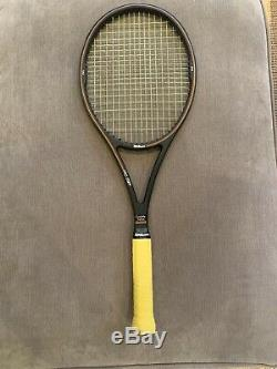 Wilson Pro Staff 85 MINT CONDITION Grip 2 with racket bag
