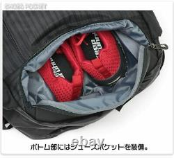 YONEX BAG2018L Backpack with racket and shoes pocket Tennis/Badminton Red Japan