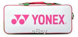 YONEX Tennis Badminton Tournament Bag Rucksack Ivory Racket Racquet 99BT007U