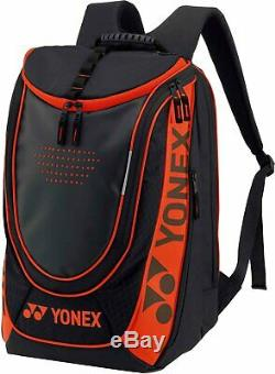YONEX Tennis Racket Backpack for 2 Racket 32L BAG1848 Orange with Tracking NEW