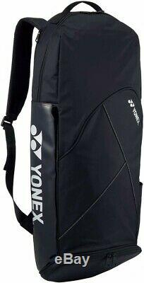 Yonex Tennis Racket Back Pack (for two tennis) BAG1938 Black EMS From Japan